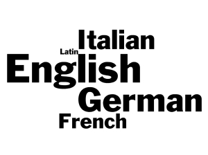 LanguageCloudBW