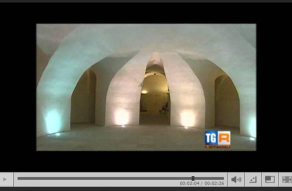 Palazzo Carignano reopening video RAI