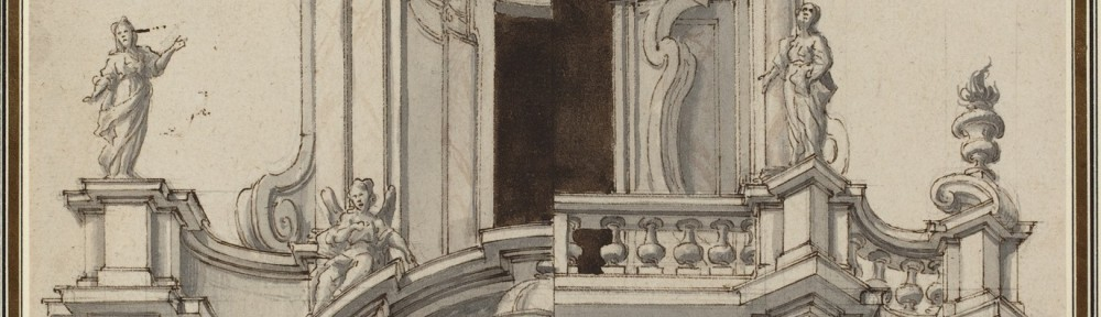 Baroque Architecture Drawings Architectural Historian