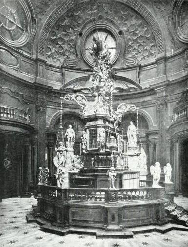 sindone altar