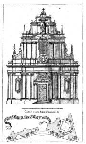 Messina facade