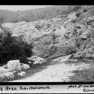 Arzo, red stone quarry | Source: ETH-Bibliothek Zürich, Bildarchiv / Fotograf: Wehrli, Leo / Dia_247-10622 / CC BY-SA 4.0