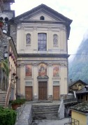Campertogno Chiesa Parrocchiale pub dom