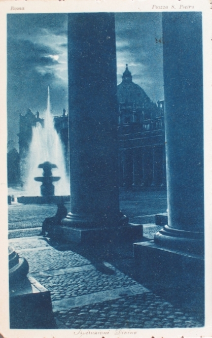 Roma, Piazza S. Pietro, Ispirazioni Divine