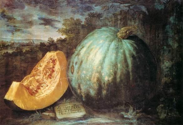 Bartolomeo_Bimbi_-_The_Pumpkin_-_WGA02200