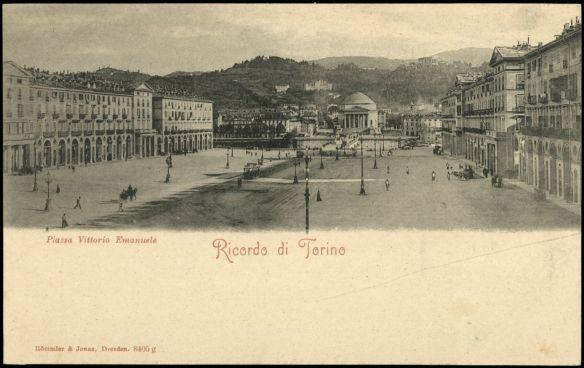 Torino, Piazza Vittorio Emanuele