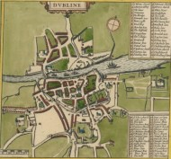 Dublin 1682 | Source: SLUB / Deutsche Fotothek (CC BY-SA 4.0)