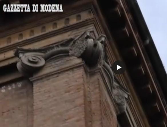 Screenshot of capital, Modena