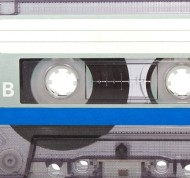 Cassette tape: 20th-century tools of oral history: / public domain