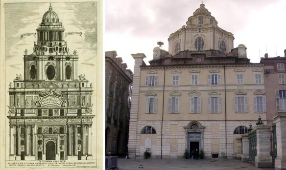 San Lorenzo facade comparison