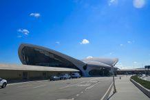 Eero Saarinen, TWA Flight Center, JFK Airport | Source: Swizz152, Wikimedia Commons / (CC BY-SA 4.0)