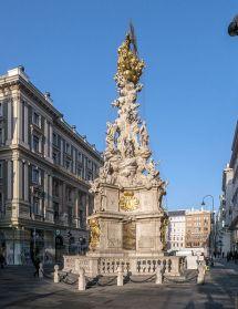 Plague Column, Vienna, 1683-1694 Source: Wikimedia Commons / Thomas Ledl / CC BY-SA 3.0 AT